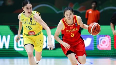 女篮亚洲杯-邵婷准绝杀 中国女篮25年后胜澳大利亚