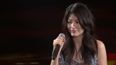 陈慧琳素颜靓丽!一曲《谁愿放手》,唱出了多少爱情中的心声!