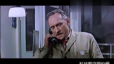 经典老电影《雪地英雄》,盟军小队制服工程师,在核工厂埋下炸药