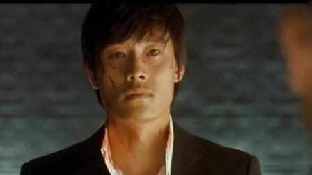 韩国动作片,小伙被老大陷害,全副武装怒战大佬