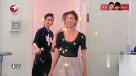 同样是跳芭蕾,金晨比林志玲惊艳太多了,真不愧是学舞蹈出身的!