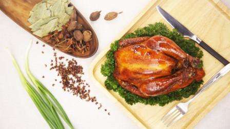 吃腻了炸鸡,来试试这道外脆里嫩的酱油烤鸡