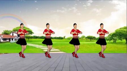 广场舞《东北汉子》顶天立地传佳话,歌词真实动人!