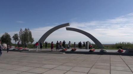 莫斯科-圣彼得堡八日游掠影(特集1)拉多加湖畔起舞寄怀
