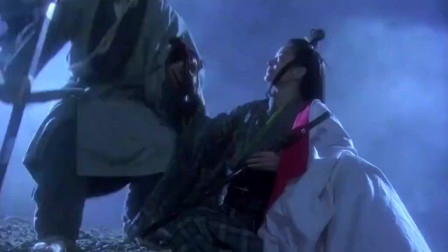 东方不败与令狐冲相依相偎,俩人一见钟情,这样美好的时光少见
