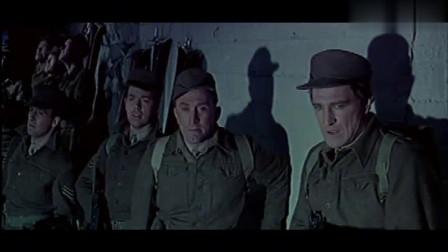 经典老电影《雪地英雄》,盟军突击队翻山越岭,偷袭德国核工厂