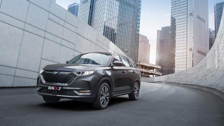 长安欧尚X7配置曝光 越级标配全面赶超15万级车型的精品SUV