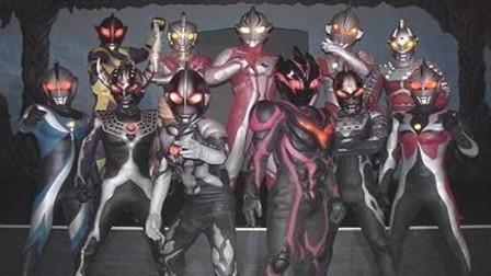 黑暗形态最多的四位奥特曼,迪迦垫底,其中一名多达五种!