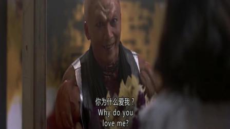 全城戒备:吴京是条汉子,打不赢变种人,最后与它同归于尽!