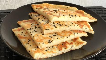 一根山药,手不沾面做大饼,比蛋糕松软,比面包简单,吃了还想吃