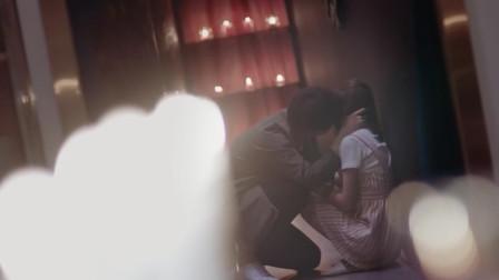 白鹿搭档邢昭林,卫生间上演醉酒吻,初恋组的情侣真的好甜