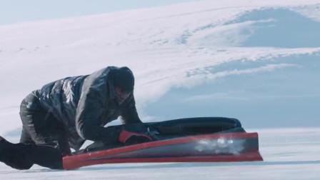 速度与激情:罗曼车开得掉水里