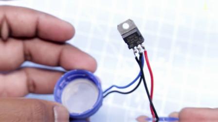 如何制作便携式USB手机充电器?跟着我一起动手