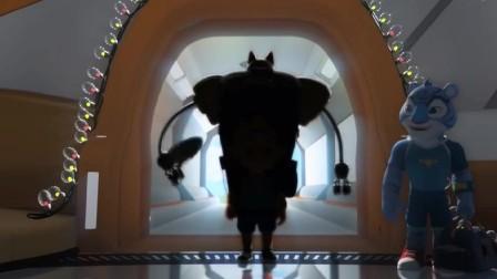 宇宙护卫队2:护卫队来了新成员,居然有两双手!