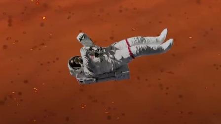 如果你坠入木星,会怎样