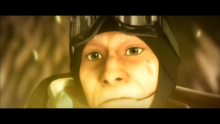 圣斗士 冰天雪地, 探险家发现了受伤的黄金圣斗士