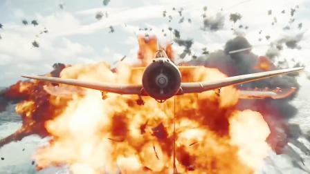 2019年战争大片《决战中途岛》加长版预告片
