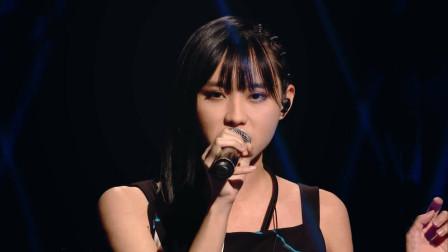 中国好声音:李芷婷《黑色柳丁》,慢摇滚也能火力全开