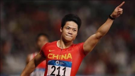 中国速度!谢震业苏炳添携手晋级世锦赛男子百米半决赛