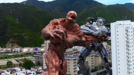 实力的差距!打败流浪者号的怪兽,被孙悟空一招秒杀!