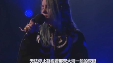 这个17岁的女孩有点狂,一出新歌就霸占全球榜单