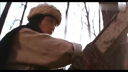 飞狐外传:胡斐从父亲坟前挖出宝刀,手刃仇人凤天南!
