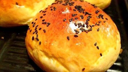 面包新做法,不用面包机不用电饭煲,香甜又柔软,想失败都难