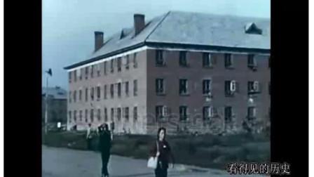1958年的东北沈阳  漂亮的铁西区工人村