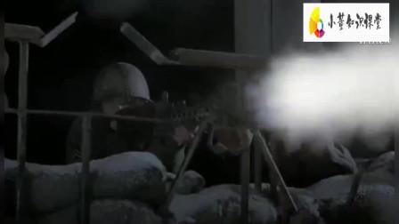 《兄弟连》美军夜袭德军