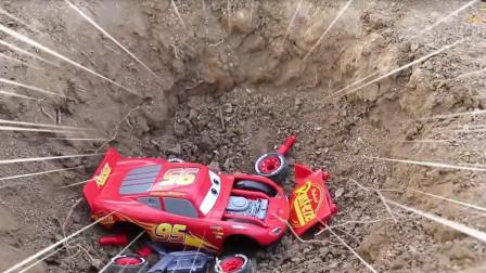 万万没想到!旋风战车麦坤为何摔落在坑里?为何伤势这么惨重?