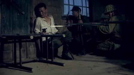 《雪豹坚强岁月》八路发动夜袭,日军被全部歼灭,伪军被俘