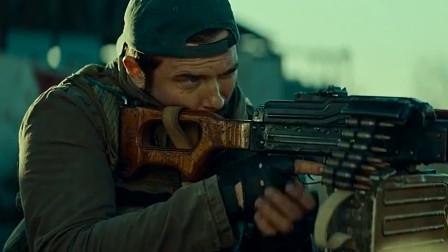 俄罗斯战争电影,大敌当前特种全力准备,各种武器全部准备好!