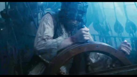 看沙皇力挽狂澜,左右躲闪,开帆船像开快艇似的冲过海上风暴,救下一船人