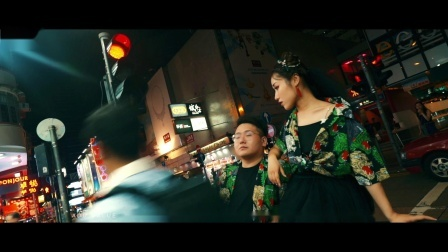 像素格子Studio出品:2019香港旅拍——港风神剪辑