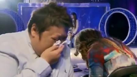 什么样的歌声才能把韩红唱哭,流浪歌手改编的《父亲》太催泪了