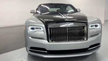Rolls-Royce劳斯莱斯最美车型诞生,魅影Wraith全面赏析!