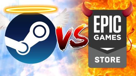 PC游戏平台,只知道Steam?! 盘点一下 PC上的游戏平台!