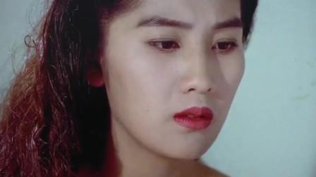 胡慧中、吴家丽、甄子丹主演的动作老电影《怒火威龙》