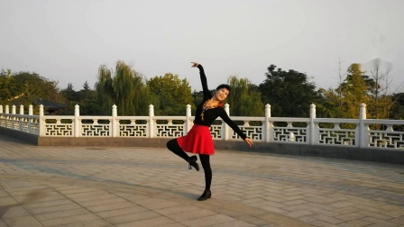 形体舞《红梅赞》2019