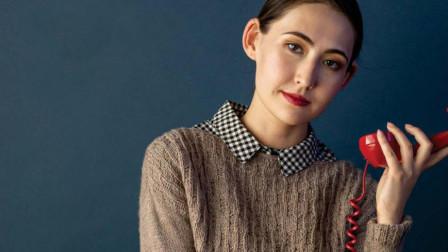 喜欢这款套头衫吗?只用简单的上下针织出来的,学会了吗细线编织花样