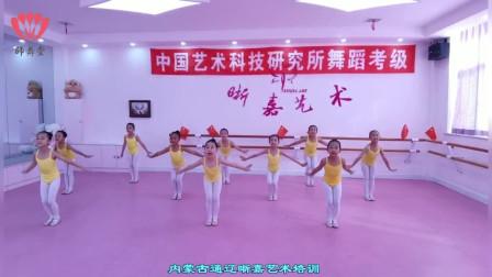 Zizi芭蕾考级(2019.9)—内蒙古通辽晰嘉艺术培训