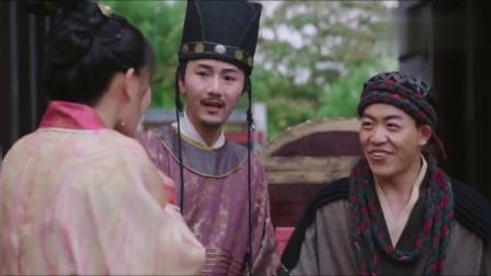 皇上寿宴,穿越女给他准备了一个寿桃蛋糕,教皇上许生日愿望