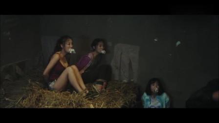 变态大叔绑架四名大学生!半夜狂性大发,给孩子们都吓哭了!