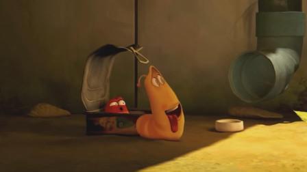 烈烈炎日,贪吃的大黄小红快被烤成了干尸!爆笑虫子游戏