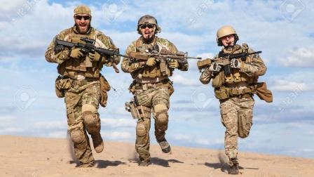 美军特种部队实战训练激燃混剪,:家底子全抖搂出来了