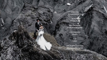 DONG&DONG川西高海拔目的地婚礼