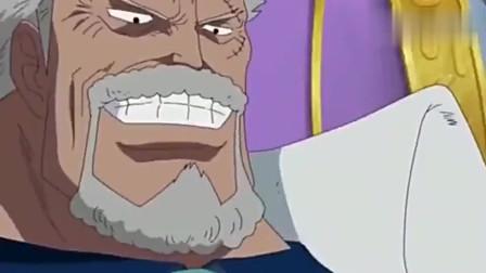 海贼王:白胡子说卡普只是个无用老兵,赤犬一句话将卡普封神