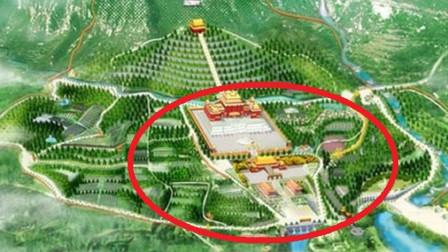 专家用B超探测秦始皇陵,遥感图却令人傻眼,千年工程仍在运行?