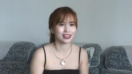 越南美女嫁給大20歲廣西大叔生個女娃面對詢問還是中國好