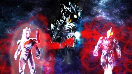 假如这七位奥特曼可以融合,诞生的终极战士,连神秘四奥都能秒杀
